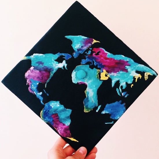 Travel Graduation Caps