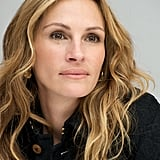 Julia Roberts With Blond Waves in 2009