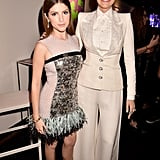 Anna Kendrick and Blake Lively