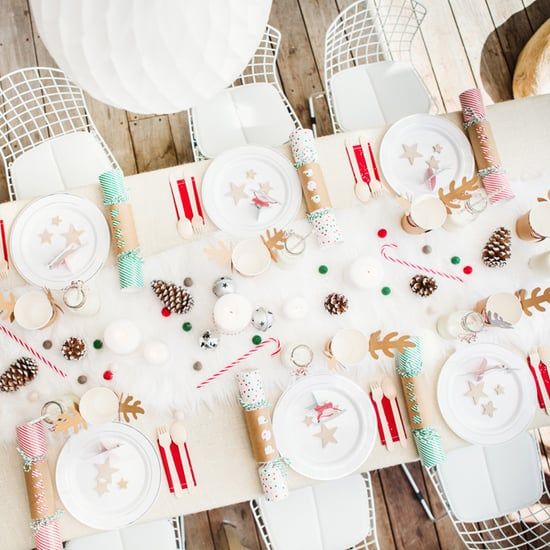 A White Christmas Party For Kids