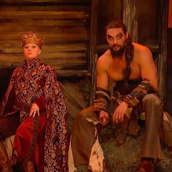 Jason Momoa Game of Thrones Skit on Saturday Night Live 2018