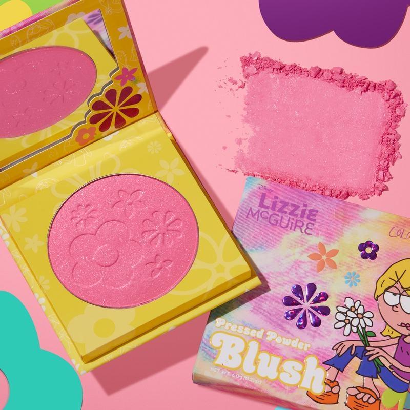 ColourPop x Lizzie McGuire You Are Magnifico Pressed Powder Blush