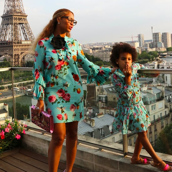 Beyonce and Jay Z With Blue Ivy in Paris July 2016 Pictures