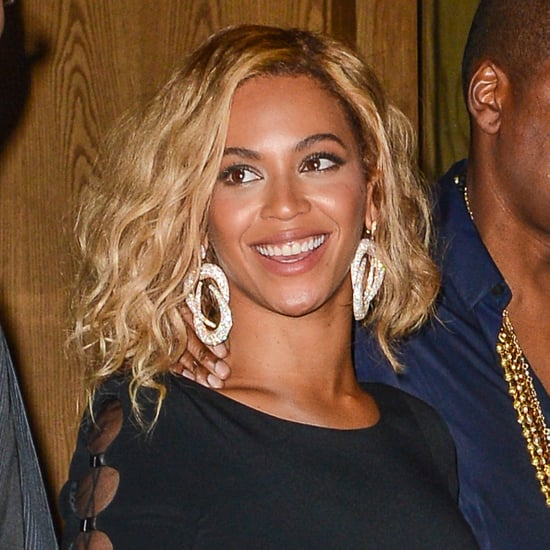 Picture of Beyonce's Hair at 2013 MTV VMAs Afterparty