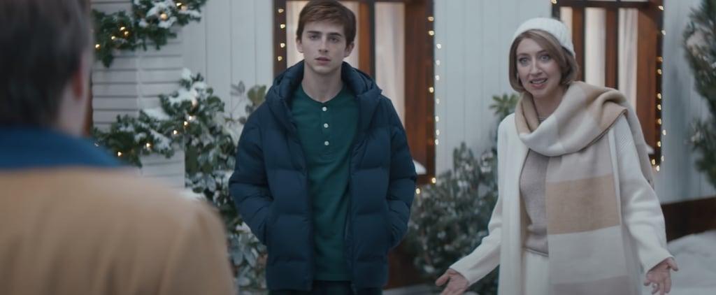 Watch Timothée Chalamet's SNL Lexus Commercial