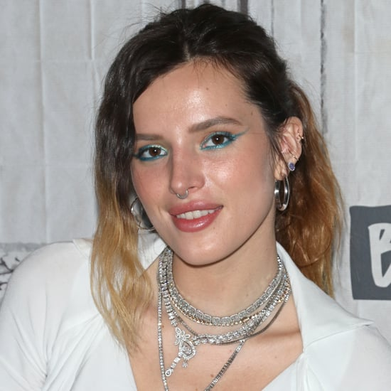 Bella Thorne Admits Not Washing Her Face in Vogue Video