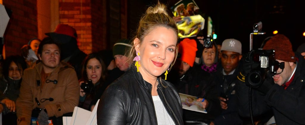 Drew Barrymore's Empowering Clutch Is $44 on Amazon Prime — Need We Say More?