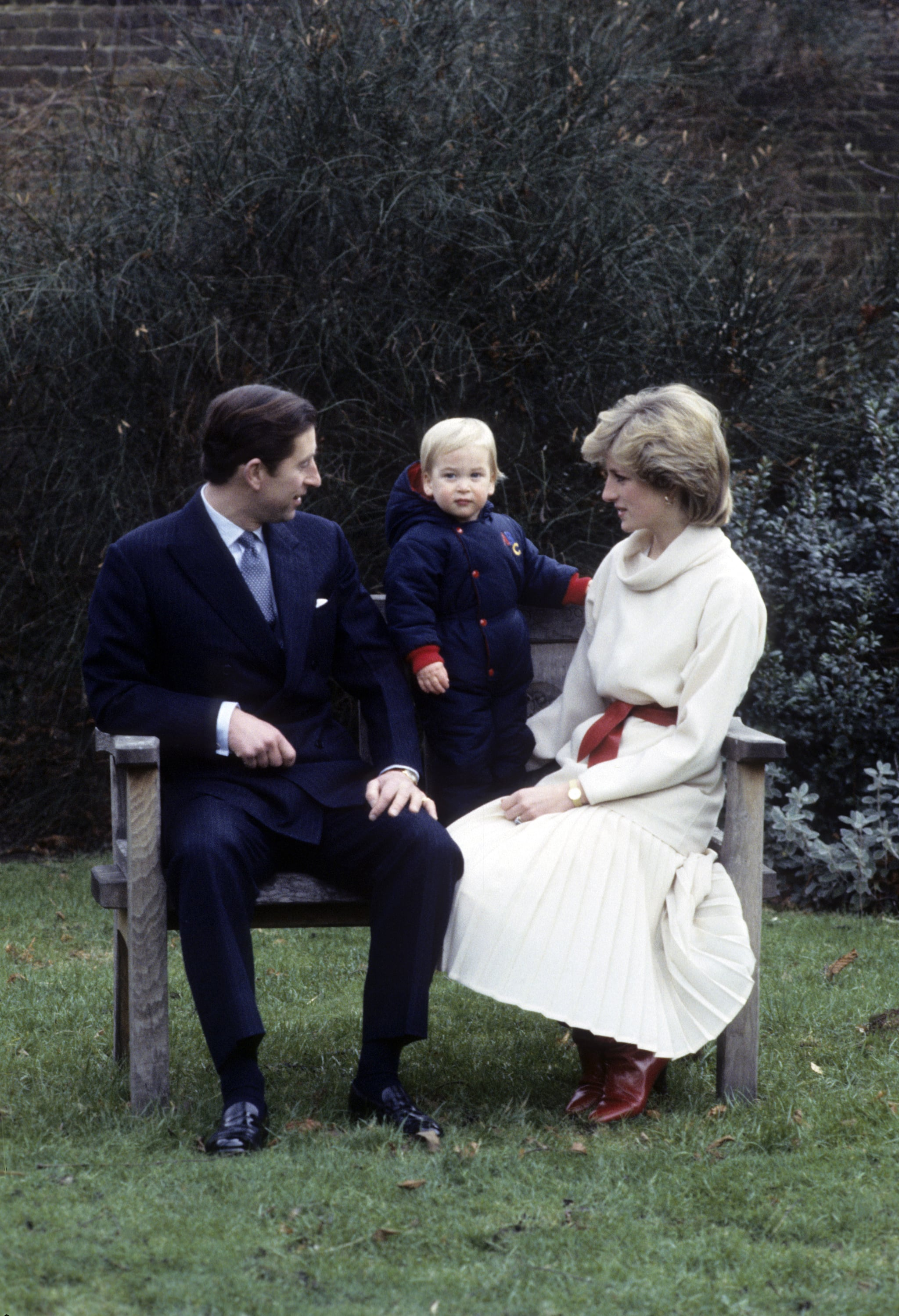 prince charles and princess diana had a portrait session with a young see prince william and kate middleton as kids popsugar celebrity photo 16 prince charles and princess diana had a