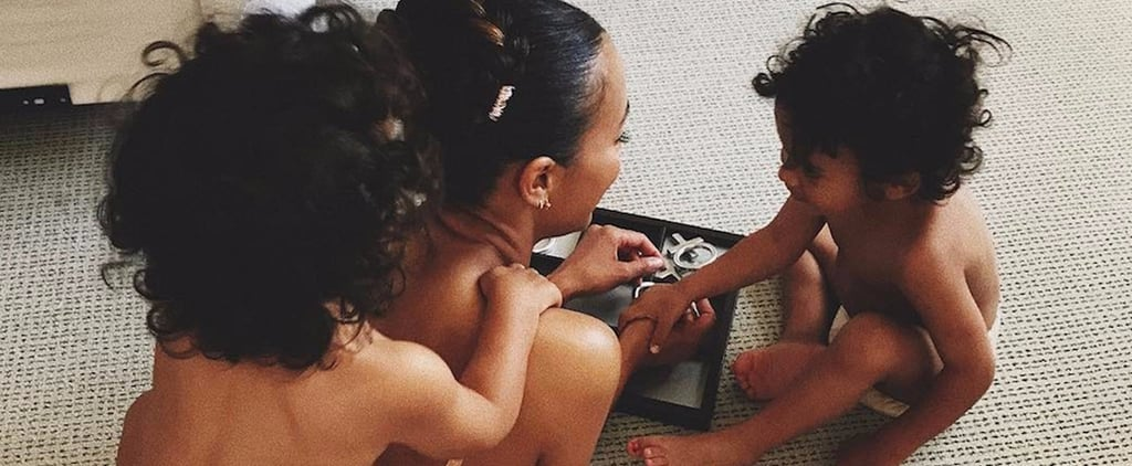 71 Adorable Moments Between Zoe Saldana and Her 3 Kids