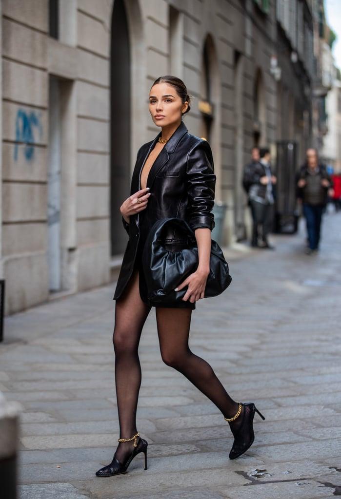 Olivia Culpo at Milan Fashion Week 2020