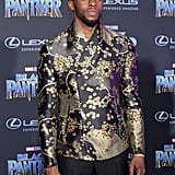 Black Panther LA Premiere Pictures Jan. 2018