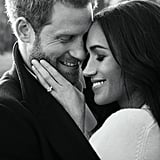 Prince Harry Whispering in Meghan Markle's Ear Pictures