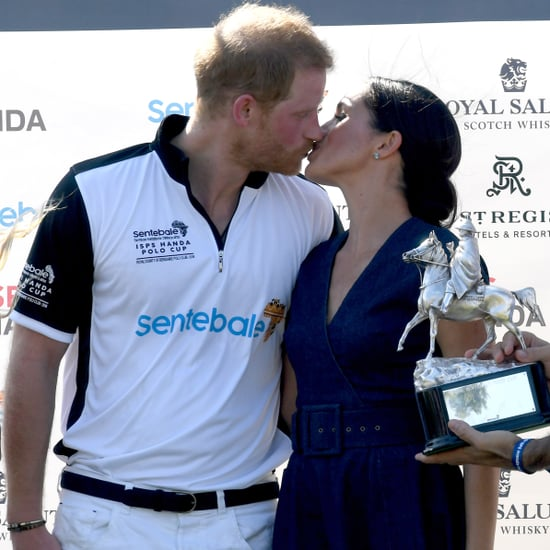 Prince Harry and Meghan Markle's Cute Moments