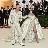 Pictured: Jeremy Scott and Cardi B