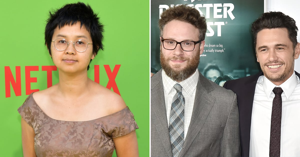 "Charlyne Yi Calls Out ""Sexual Predator"" James Franco, Accuses Seth Rogen of Enabling Abuse.jpg"