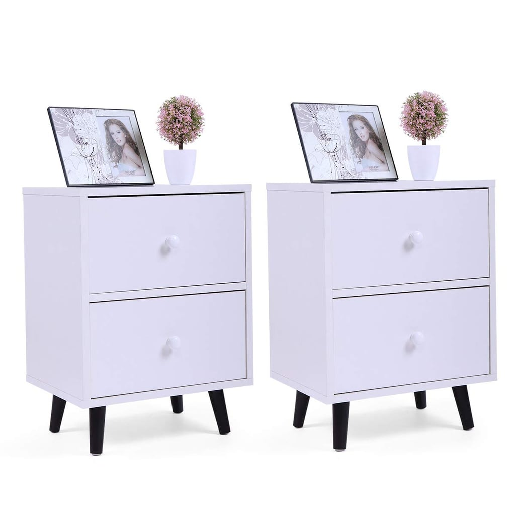 Two-Drawer Nightstands