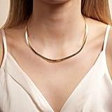 "Melinda Maria 15"" Baby Herringbone Chain"