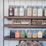 These 15 Beautifully Organized Kitchens Will Inspire You to Stock and Prep Healthy Food