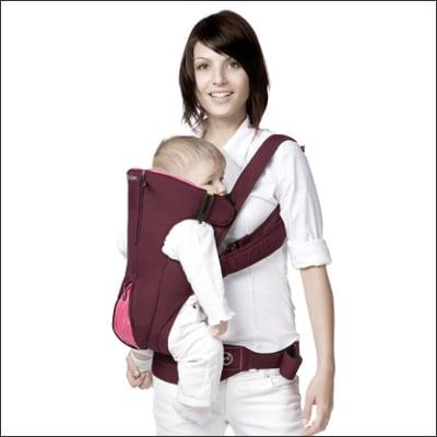 Cybex 2 Go Baby Carrier Review Popsugar Moms