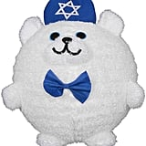 Lighted Hanukkah Bear