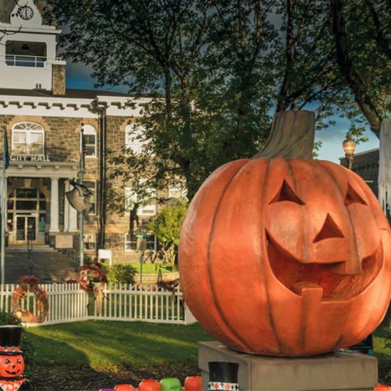 Visit the Real Halloweentown