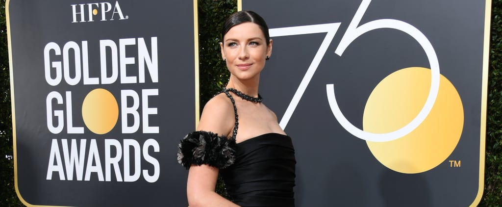 Caitriona Balfe Debuted Her Stunning Engagement Ring on the Red Carpet