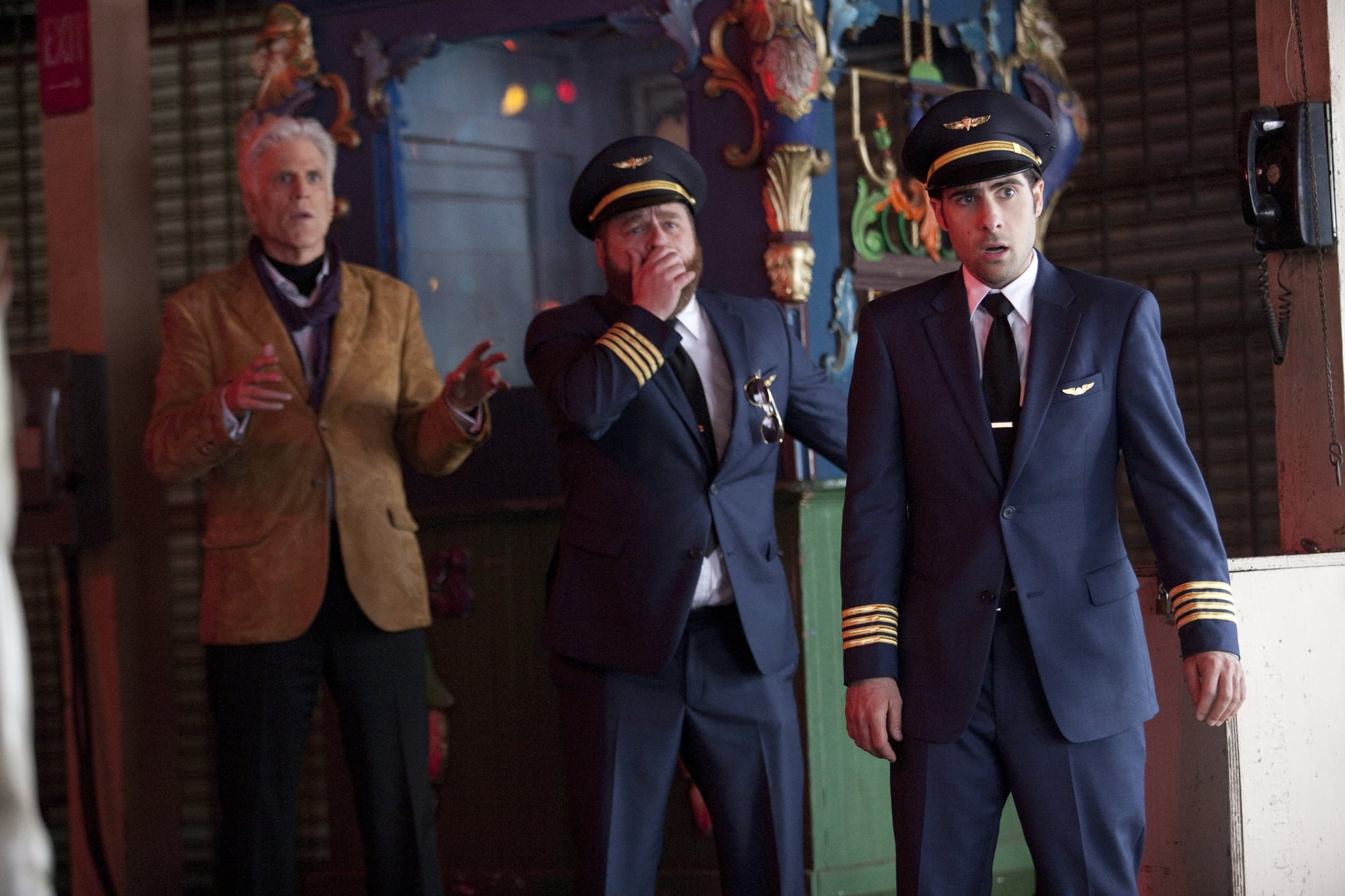 Ted Danson As George Christopher Jason Schwartzman As Jonathan Ames Bored To Death Returns Tonight Take A Look At Season 3 Popsugar Entertainment Photo 8