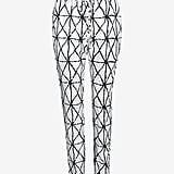A.L.C. Jones Drawstring Printed Pants