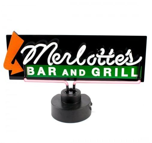 Merlotte's Neon Sign ($90)