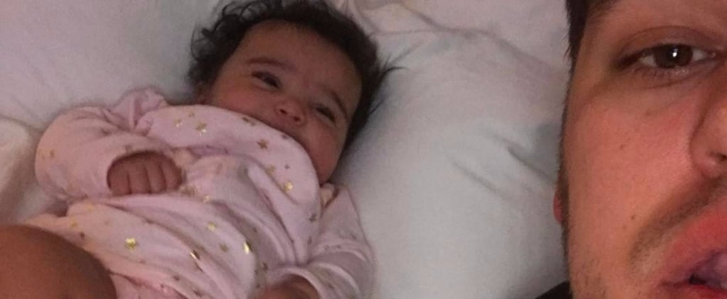 """Rob Kardashian's Message For His Baby Girl Will Melt Your Heart: """"She Makes Me So Happy"""""""
