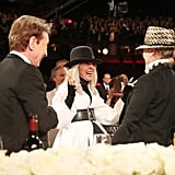 Meryl Streep Dressed as Diane Keaton at AFI Event 2017