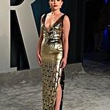 Florence Pugh at the 2020 Vanity Fair Oscar Party