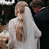 Editor's Irish Wedding Dress