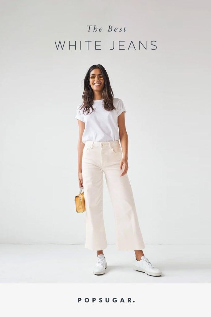 White Jeans For Women 2019