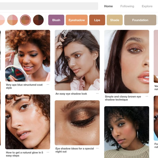 How to Search Makeup by Skin Tone on Pinterest