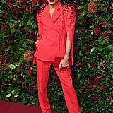 Layton Williams at the 65th Evening Standard Theatre Awards