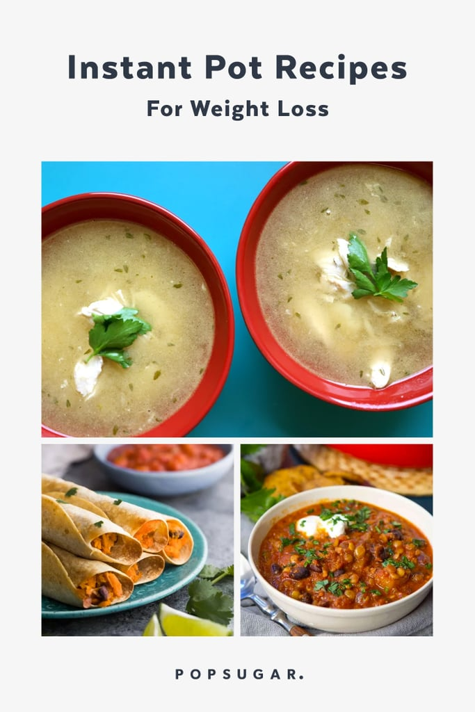 Instant Pot Recipes For Weight Loss