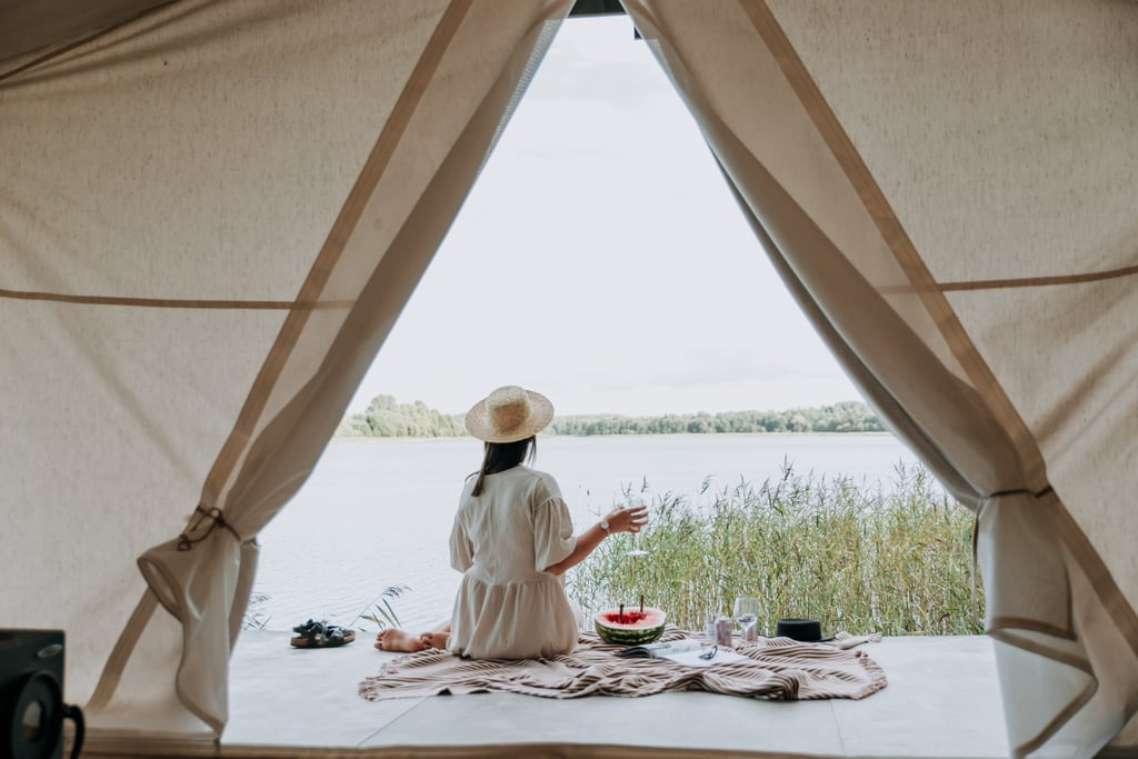 Secluded Glamping Spots in the U.S.