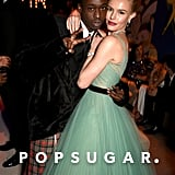 Pictured: Kate Bosworth and Ashton Sanders