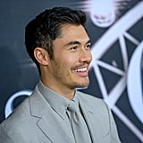 Henry Golding at the Last Christmas Premiere