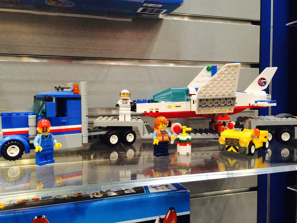 Lego Training Jet Transport
