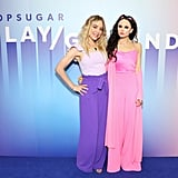 Jenny Mollen and Stacey Bendet at POPSUGAR Play/Ground