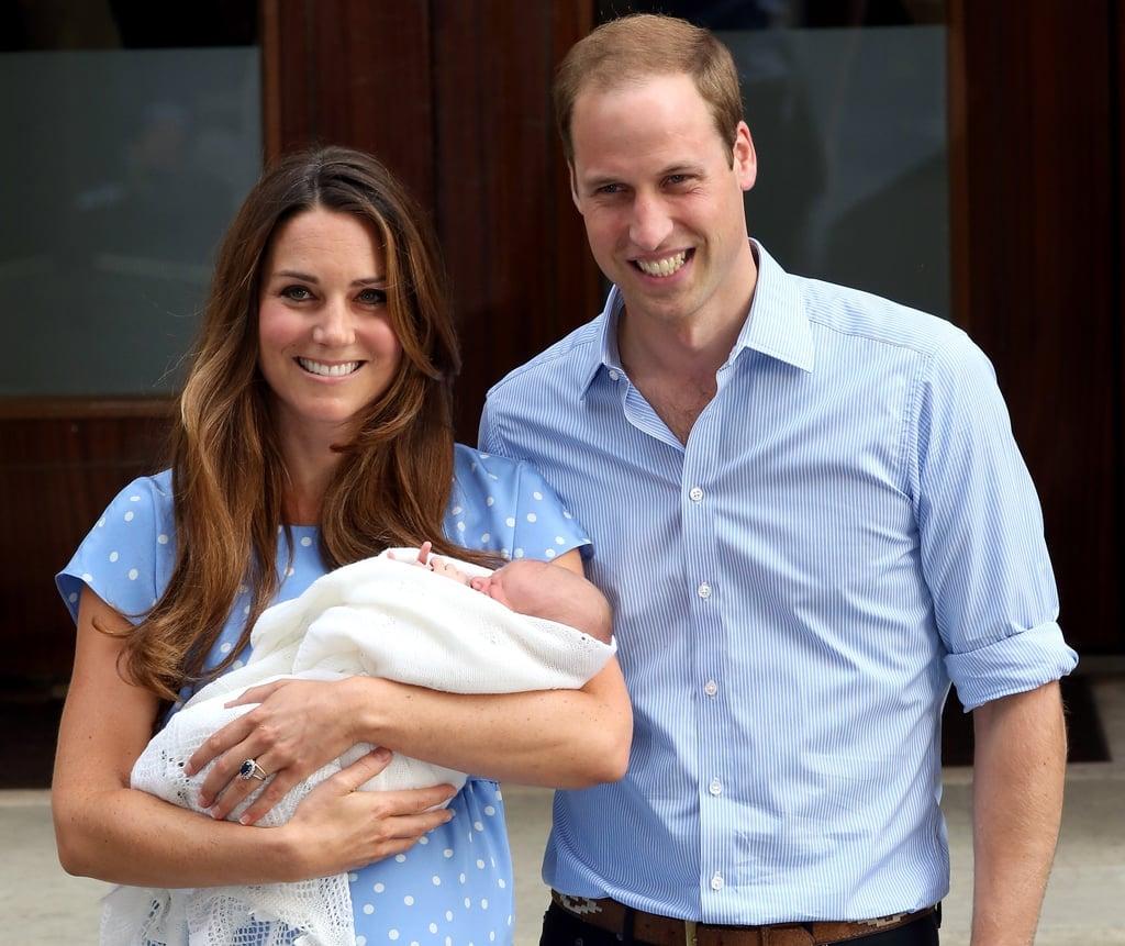 Prince William and Kate Middleton Family Photos