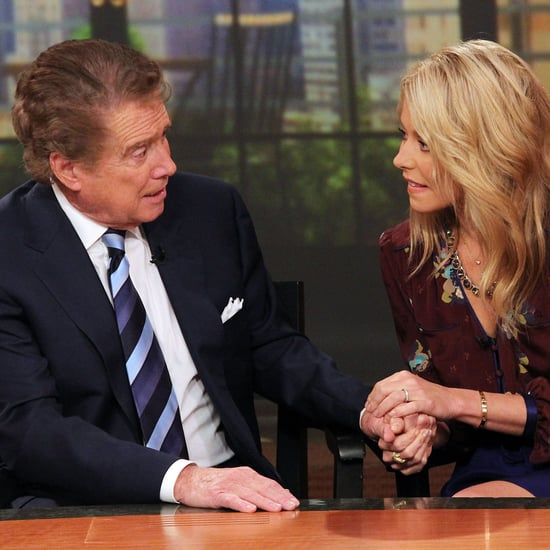Kelly Ripa and Ryan Seacrest React to Regis Philbin's Death