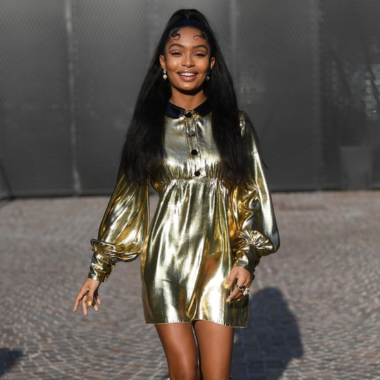 The Best Celebrity Style at Fashion Week Fall 2020