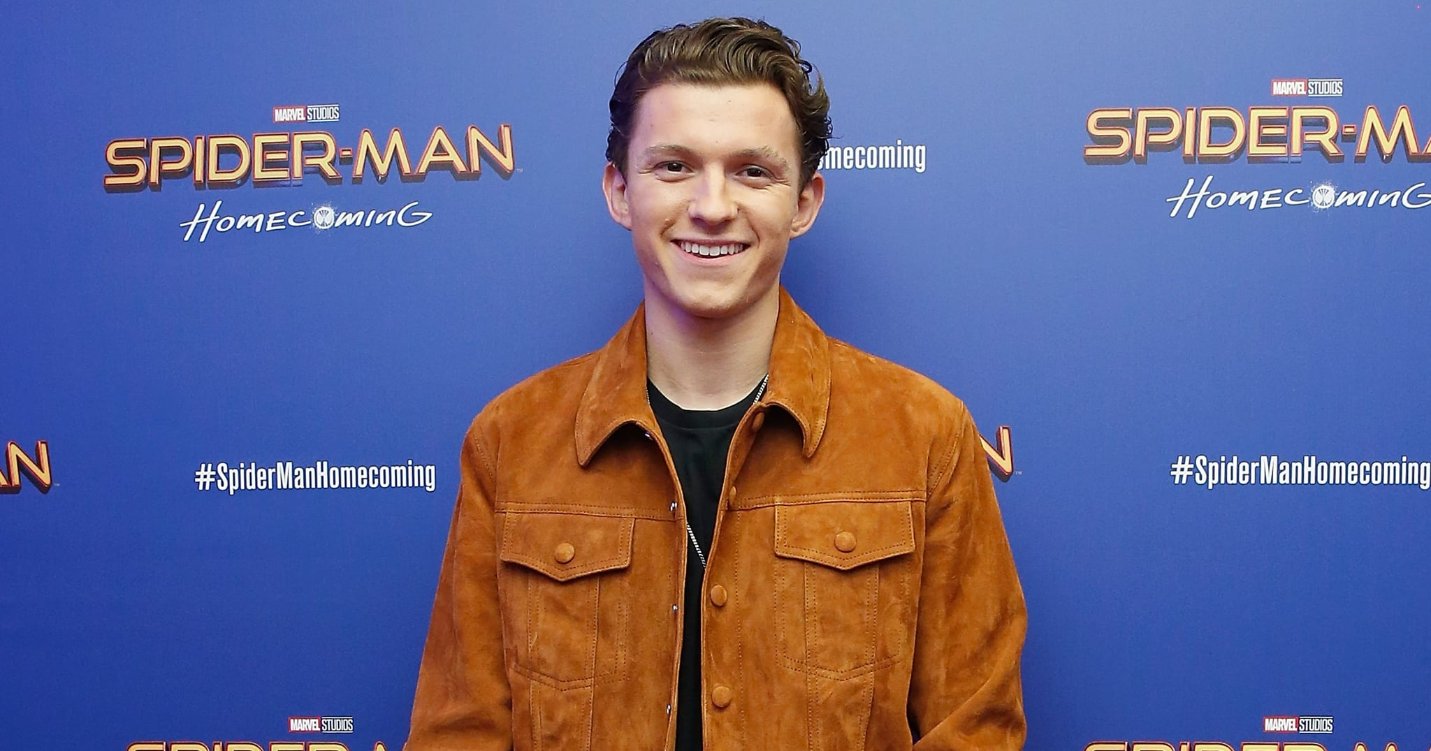 Tom Holland Recalls the Time He Assisted an Airplane Passenger Who Passed Out