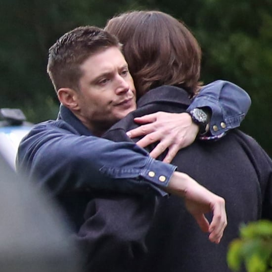 Supernatural Season 11 Finale Set Pictures