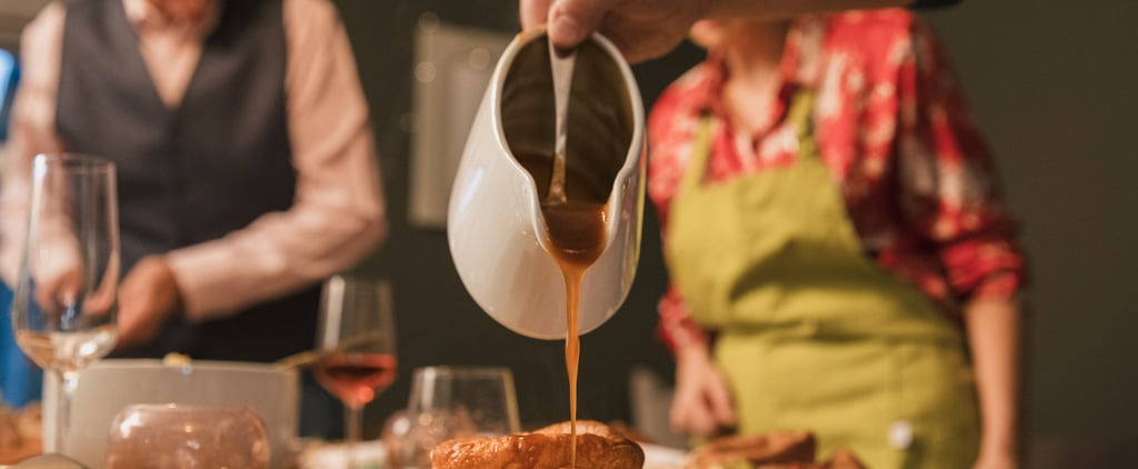 How TV Chefs Make Gravy For Christmas