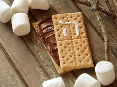 Hannukah S'mores