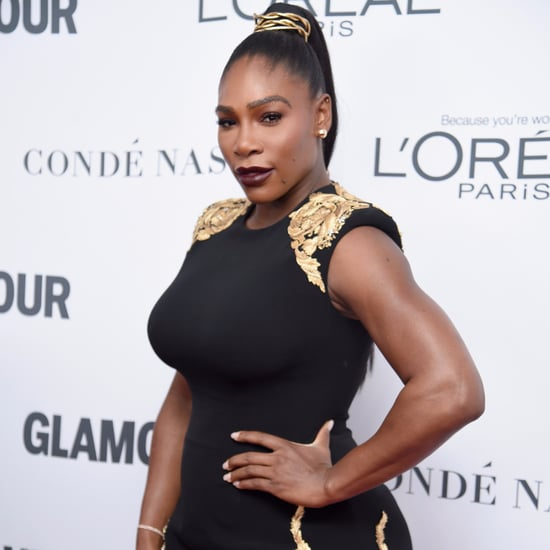 Serena Williams at the Glamour Women of the Year Awards 2017